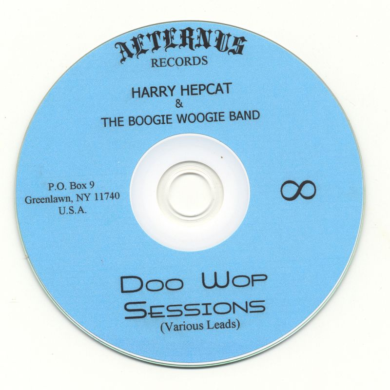 The Doo Wop Sessions CD